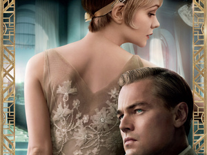 Carey Mulligan and Leonardo DiCaprio in 'The Great Gatsby'