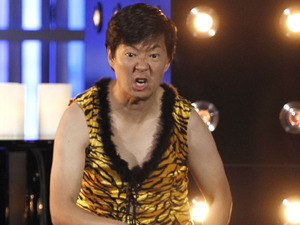 Ken Jeong, Hangover, MTV Movie Awards 2010, leotard