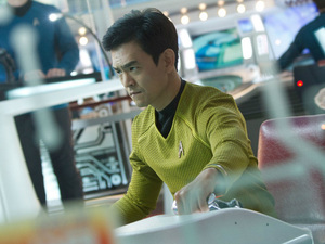 John Cho as Hikaru Sulu in &#39;Star Trek: Into Darkness&#39;