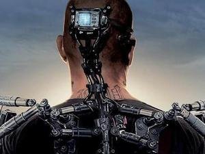 &#39;Elysium&#39; poster