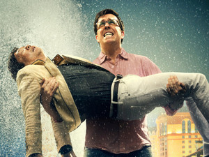 Ed Helms 'The Hangover Part III' poster