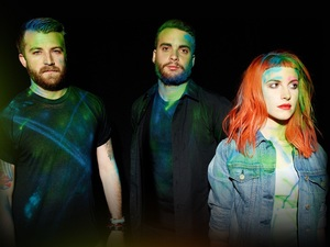 Paramore press shot 2013