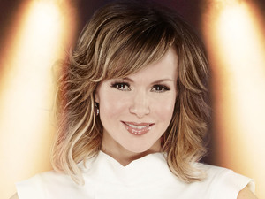 Britain's Got Talent judge Amanda Holden