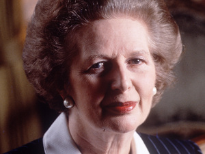 Baroness Margaret Thatcher 
