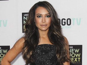 Naya Rivera attends the 'NewNowNext Awards'.