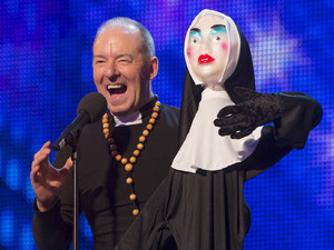 Britain's Got Talent 2013 Episode One: Martin Healey