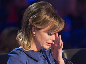 Britain's Got Talent 2013 Episode One: Amanda Holden in tears