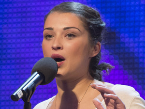 Britain's Got Talent 2013 Episode One: Alice Fredenham