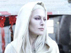 Jaime Murray as Stahma Tarr in 'Defiance'