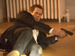 Ryan Hardy (Kevin Bacon) in The Following S01E12: &#39;The Curse&#39;