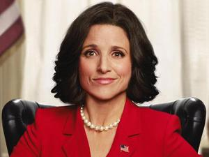 Julia Louis-Dreyfus in 'Veep'