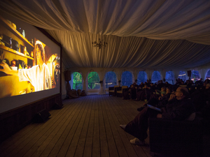 The Hobbit screening by Virgin Media