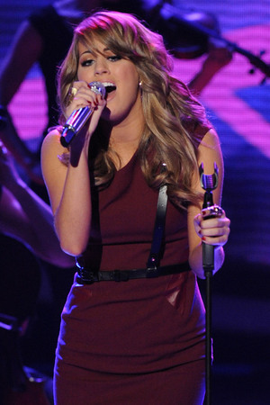 'American Idol' Top 6: Angie Miller