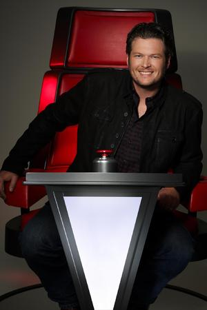 'The Voice' (US) coaches: Blake Shelton