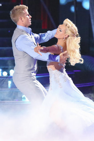 Dancing with the Stars - week 4: Peta Murgatroyd and Sean Lowe