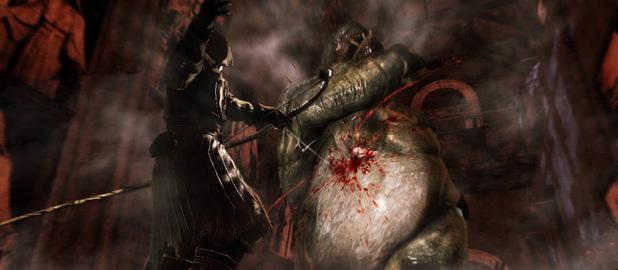 The latest screenshots from 'Dark Souls II'