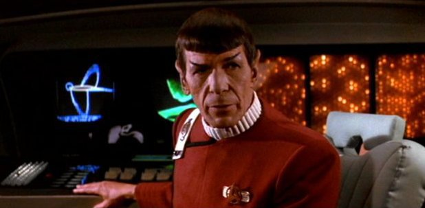 Spock on foreign policy