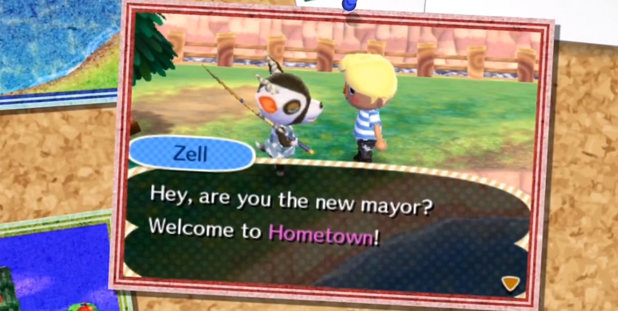 Animal Crossing: New Leaf Tourism for 3DS