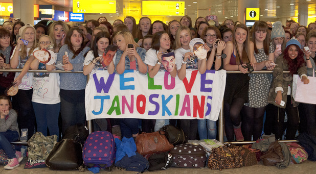 The Janoskians announce debut UK tour - Music News ...