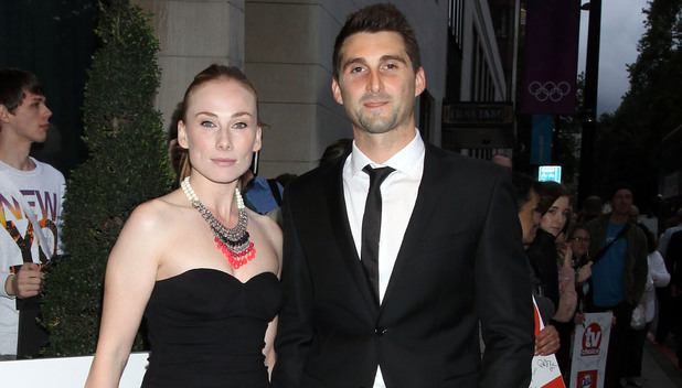 Rosie Marcel and Ben Stacey