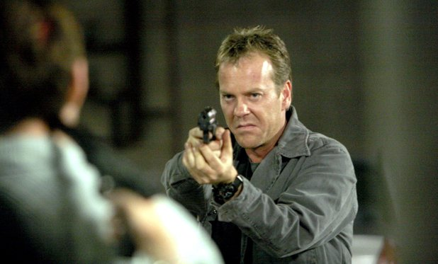 Kiefer Sutherland in season 4 of &#39;24&#39;