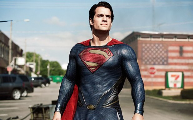 Man of Steel Henry Cavill Superman Smallville