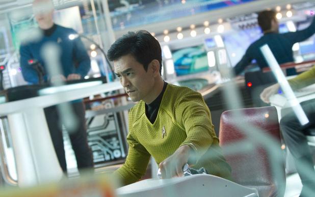 John Cho as Hikaru Sulu