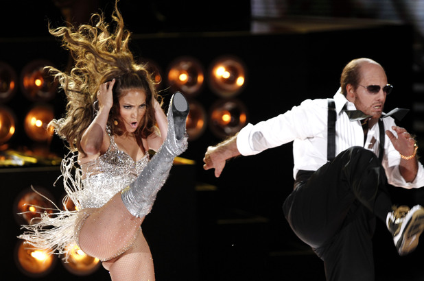 Jennifer Lopez and Tom Cruise