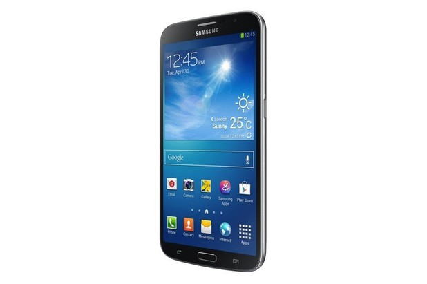 Samsung's 6.3-inch Galaxy Mega smartphone