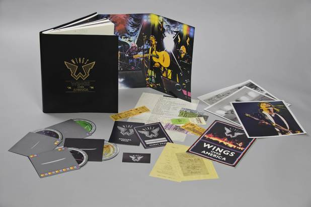Wings Over America boxset