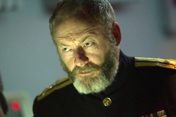 Captain Zhukov (Liam Cunningham)