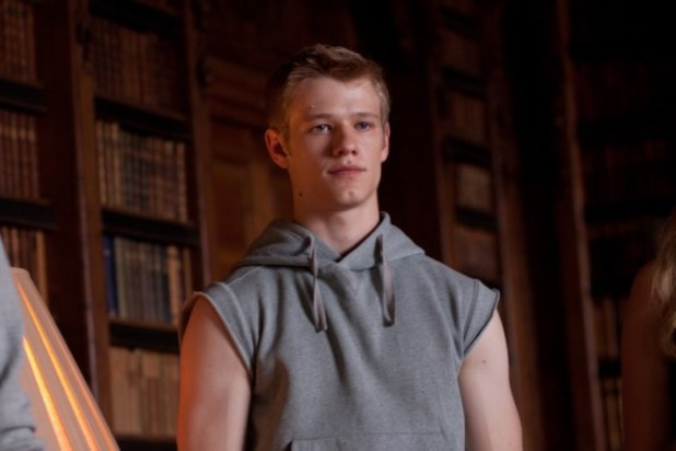 Lucas Till as Havok in 'X-Men: First Class'