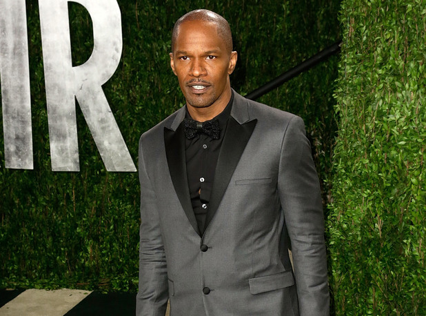 Jamie Foxx, Vanity Fair Oscars afterparty 2013