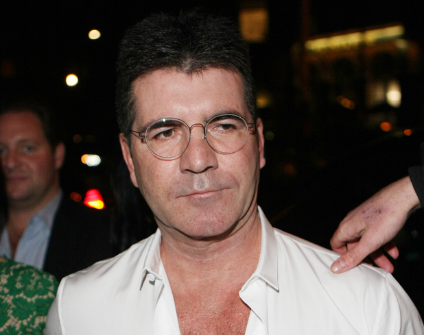 Simon Cowell, My Beautiful Ball for The Katie Piper Foundation