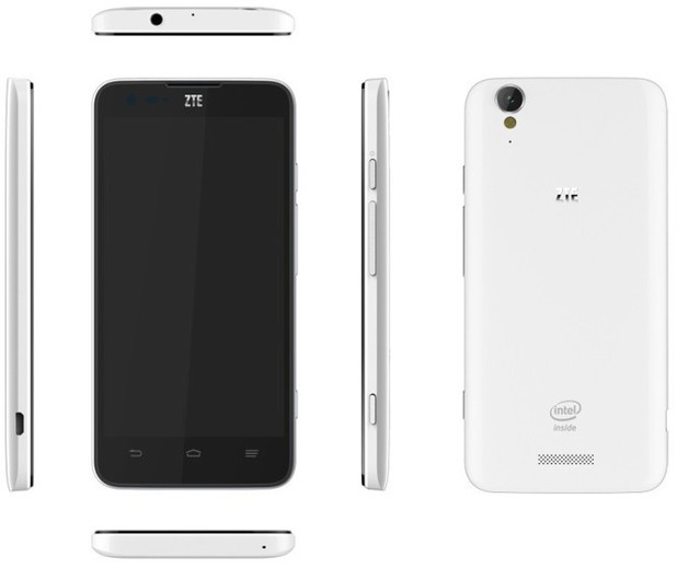 Press shot of the ZTE GEEK smartphone
