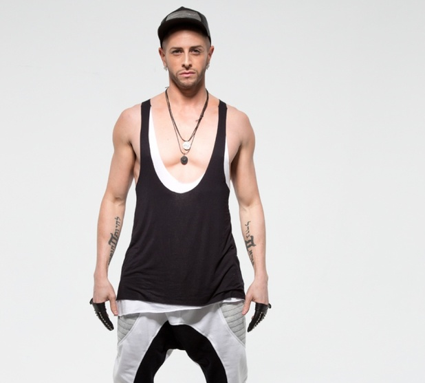 'X Factor' creative director Brian Friedman