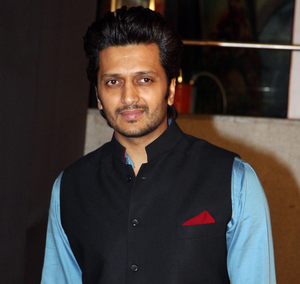 Riteish Deshmukh, 'Mai' premiere ~~ January 31, 2013