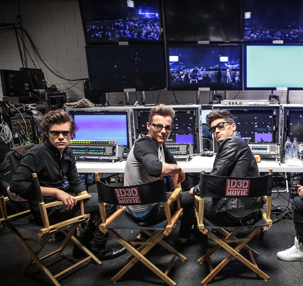An official image of 'One Direction: This is Us'
