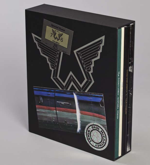 Paul McCartney - Wings Over America boxset