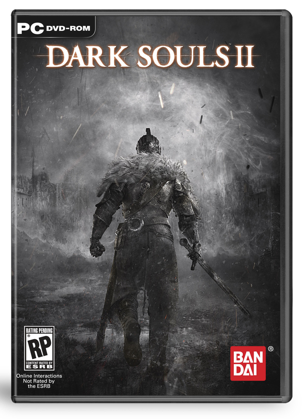 Box artwork for Dark Souls 2