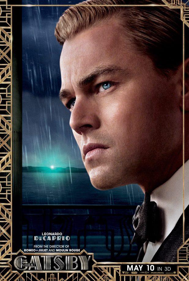 'Great Gatsby' character poster: Jay Gatsby (Leonardo DiCaprio)
