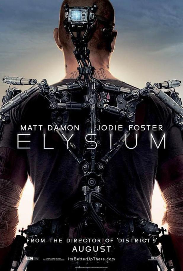 'Elysium' poster