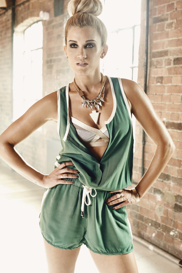 Look magazine, Ashley Roberts