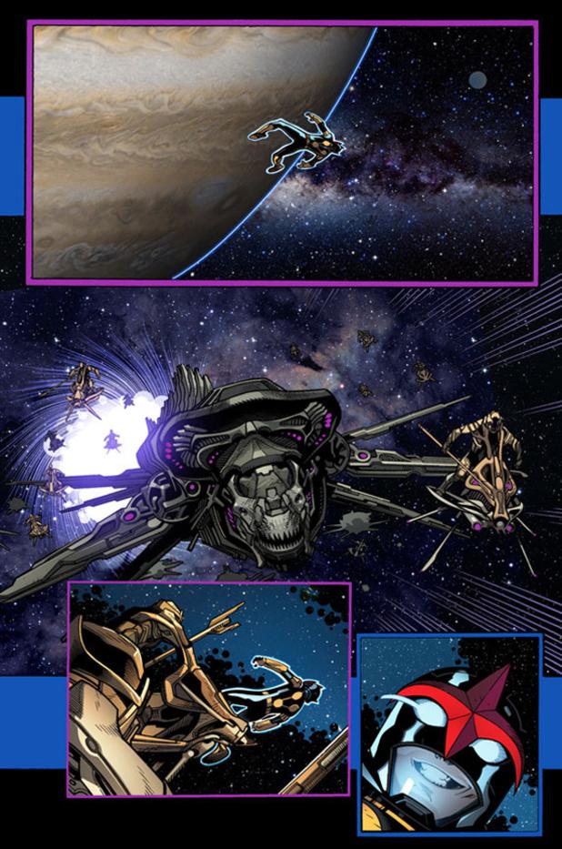 Nova #4 artwork