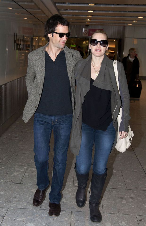 Celebrity couples dressing the same