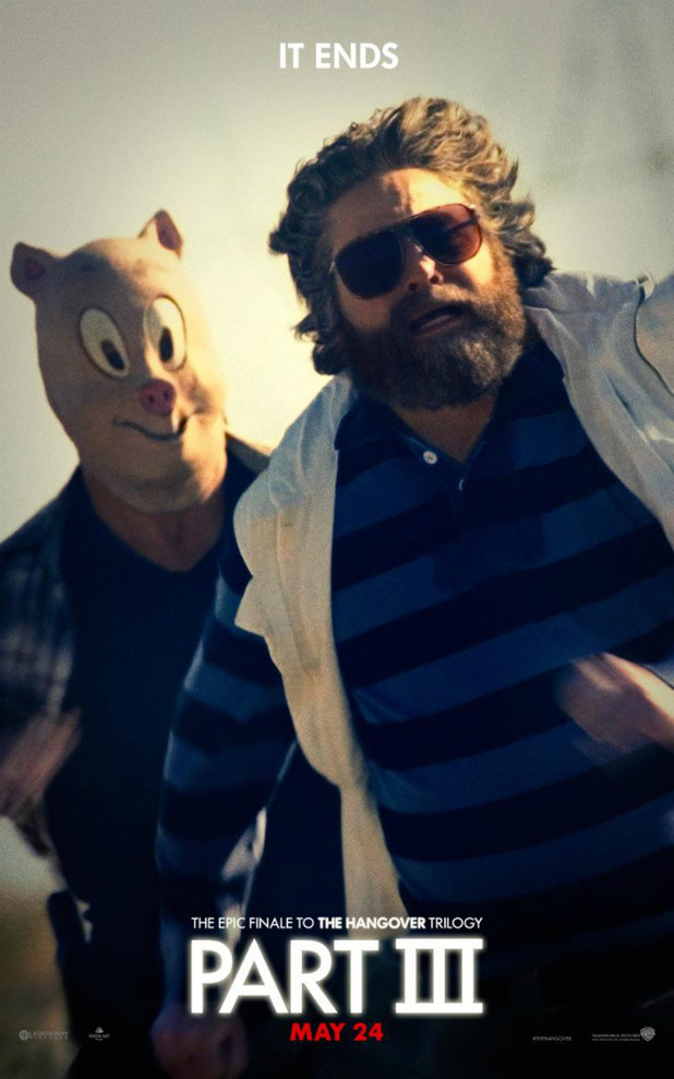 Zach Galifianakis as Alan