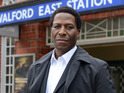 EastEnders newcomer Cornell S John says Sam will want to win Dexter round.