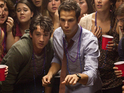 Miles Teller & Skylar Astin in '21 & Over'