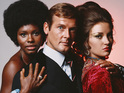 Raised eyebrows, one-liners and safari suits - it's Roger Moore's version of Spectre.