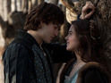Hailee Steinfeld and Douglas Booth are Shakespeare's star-crossed lovers.